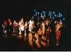 Puesta en escena de Tu luz en la noche en el Teatro de L'Infant Jesus. Barcelona